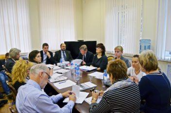В офисе Уполномоченного по правам человека в Санкт-Петербурге состоялось совещание на тему «Альтернативная гражданская служа в Петербурге: опыт, проблемы, перспективы».