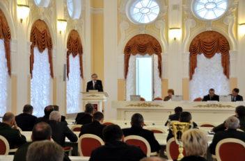 Уполномоченный по правам человека в Санкт-Петербурге Александр Шишлов