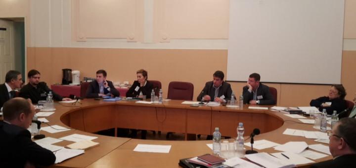 Конференция на тему: Россия и Совет Европы: реализация закона об альтернативной гражданской службе в свете международных норм»
