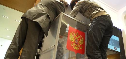 выборы военнослужащие