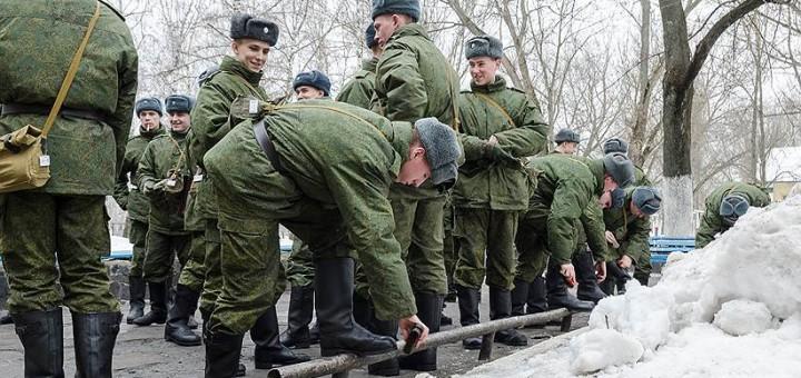 Армия Солдатские матери