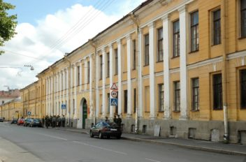 Военно-космическая Академия им. А. Ф. Можайского