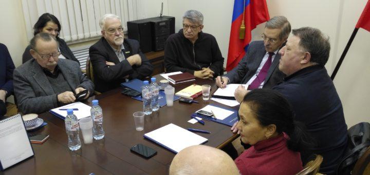 Заседание консультативного совета при Уполномоченном по правам человека Санкт-Петербурга