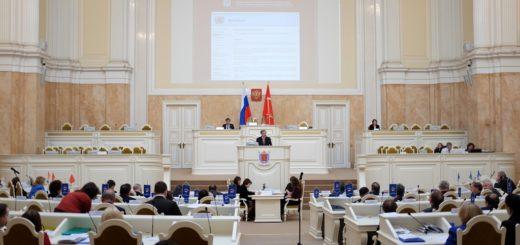 Презентация доклада Уполномоченного по правам человека в Санкт-Петербурге. Фото: ombudsmanspb.ru