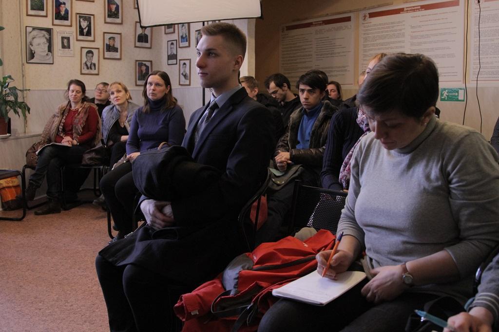 Правовой семинар для призывников и их близких