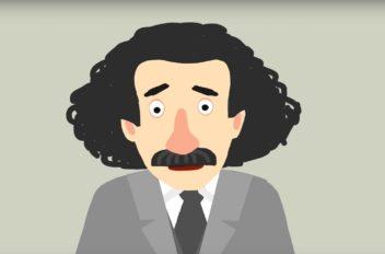 Энштейн в военкомате