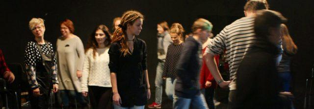 Форум-театр. Молодежь за мир