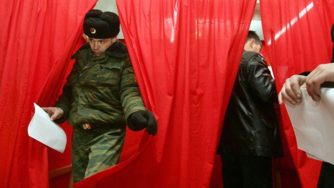 Cообщения из регионов подтверждают: власти интересуются протестными настроениями в армии