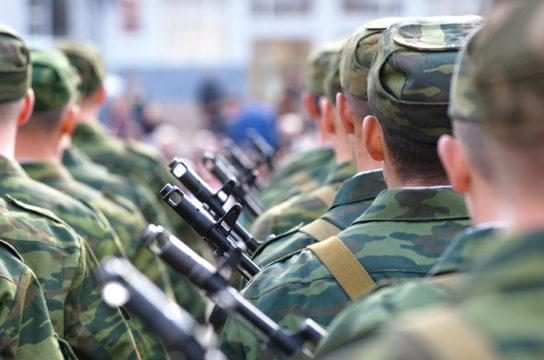 Вред, причиненный солдатам