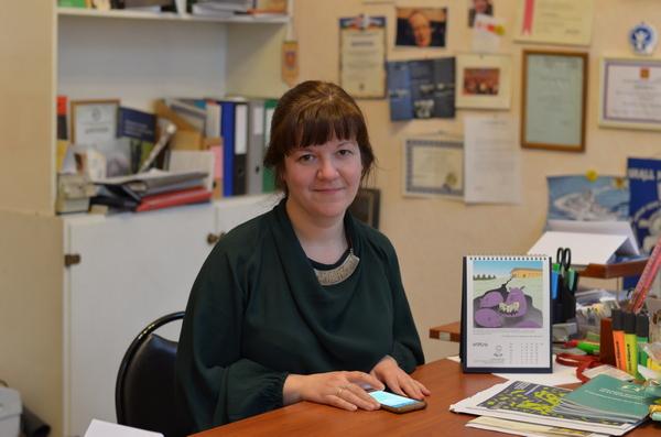 Оксана Парамонова Комитет Солдатских матерей
